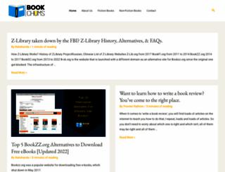 bookchums.com screenshot