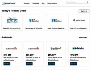 bookcourt.com screenshot