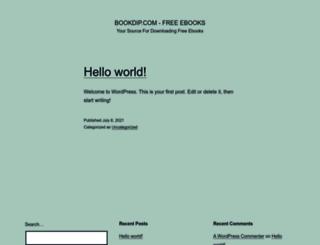 bookdip.com screenshot