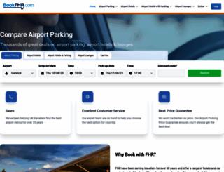 bookfhr.com screenshot
