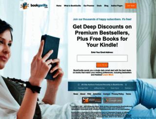 bookgorilla.com screenshot