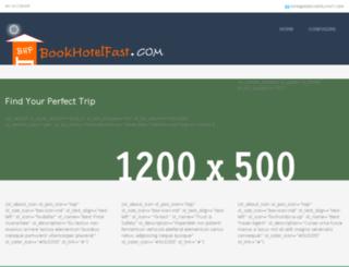bookhotelfast.com screenshot