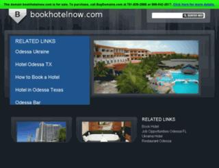 bookhotelnow.com screenshot