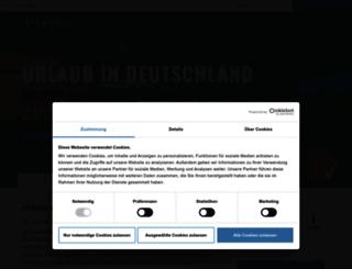 booking-atlantic-hotels.de screenshot