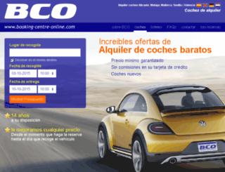 booking-center-online.com screenshot