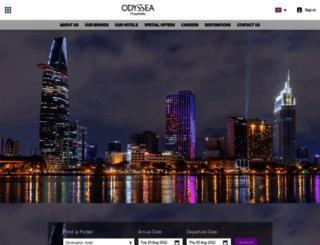 booking.libertyhotels.com.vn screenshot
