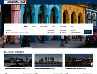 booking.muchosviajes.net screenshot