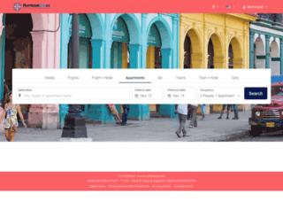 booking.rumboalsur.es screenshot