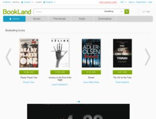 bookland.net screenshot