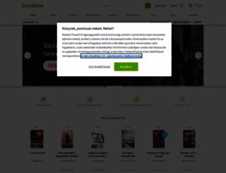 bookline.hu screenshot