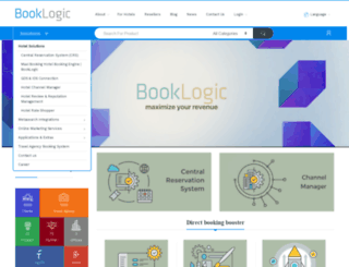booklogic.co screenshot
