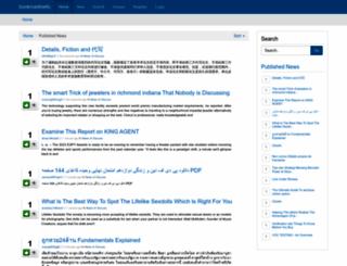 bookmarkbells.com screenshot