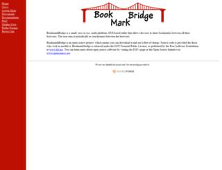 bookmarkbridge.sourceforge.net screenshot