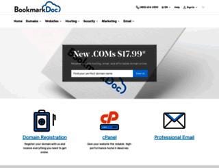 bookmarkdoc.com screenshot