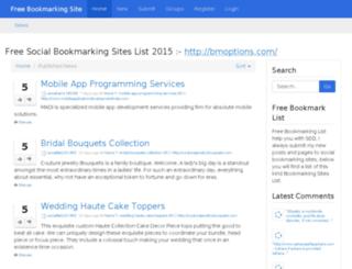 bookmarkhub.asia screenshot
