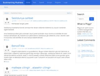bookmarking.mudrena.com screenshot
