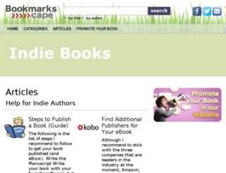 bookmarkscape.com screenshot