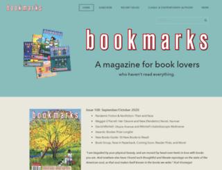 bookmarksmagazine.com screenshot