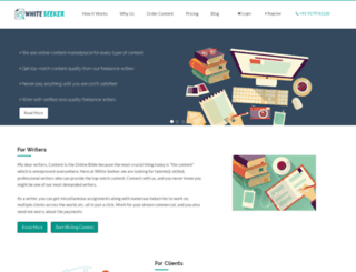 bookmyarticle.com screenshot