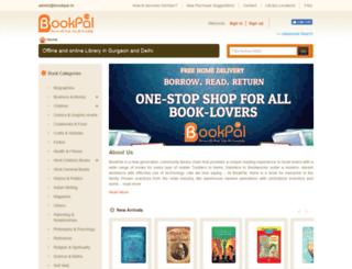 bookpal.in screenshot
