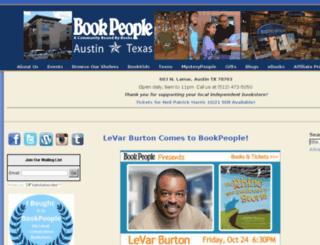 bookpeople.indiebound.com screenshot