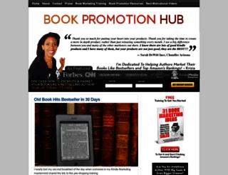 bookpromotionhub.com screenshot