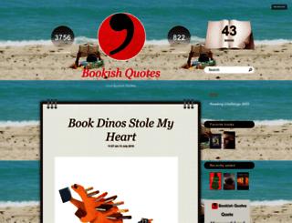 bookquotes.booklikes.com screenshot