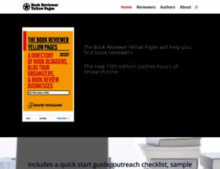 bookrevieweryellowpages.com screenshot