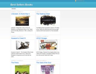 books-best-seller.blogspot.com screenshot