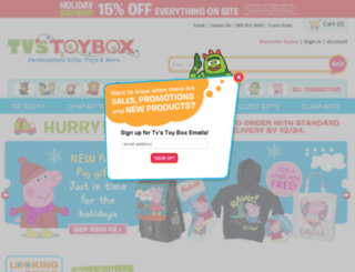 books.tystoybox.com screenshot