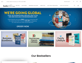 booksarabia.com screenshot
