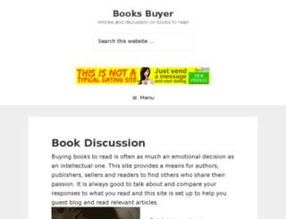 booksbuyer.com screenshot
