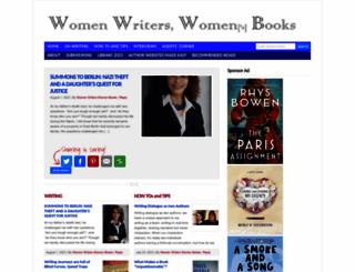booksbywomen.org screenshot