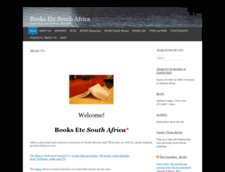 booksetc.co.za screenshot