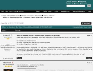 booksforumstatmuja.altervista.org screenshot