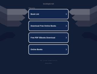 bookspk.net screenshot