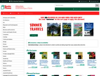 booksplea.se screenshot