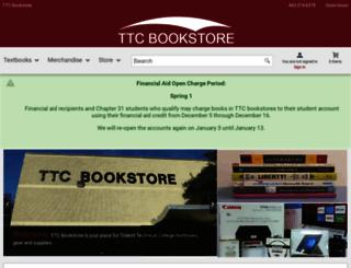 bookstore.tridenttech.edu screenshot