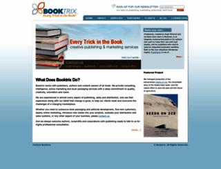 booktrix.com screenshot