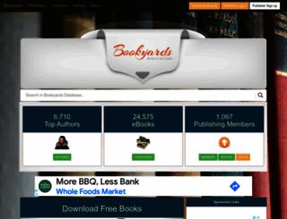 bookyards.com screenshot