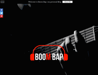 boombap.org screenshot
