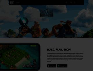 boombeach.com screenshot