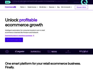 boomerangcommerce.com screenshot