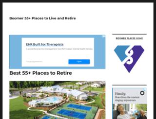 boomerplaces.com screenshot