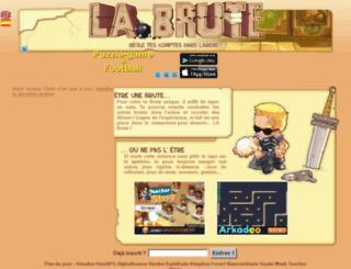 boomeuh.labrute.fr screenshot