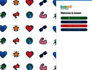 boomforrgpeople.rewardgateway.co.uk screenshot