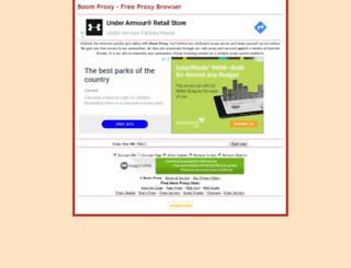 boomproxy.com screenshot