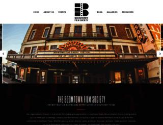 boomtownfestival.com screenshot