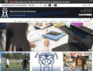 boone.kyschools.us screenshot