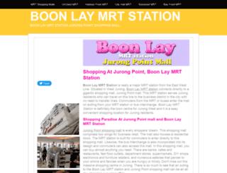 boonlaymrtstation.insingaporelocal.com screenshot